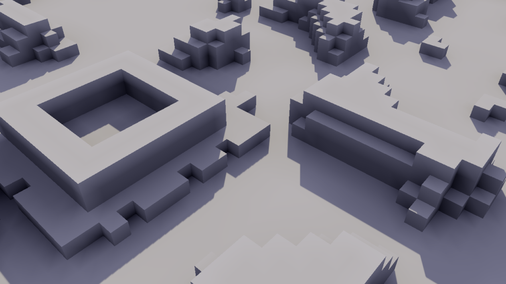 A boring voxel image.